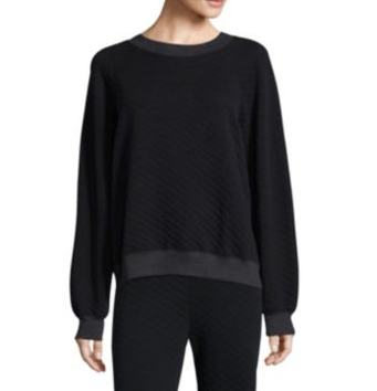Wildfox Quilted Sommers Sweatshirt