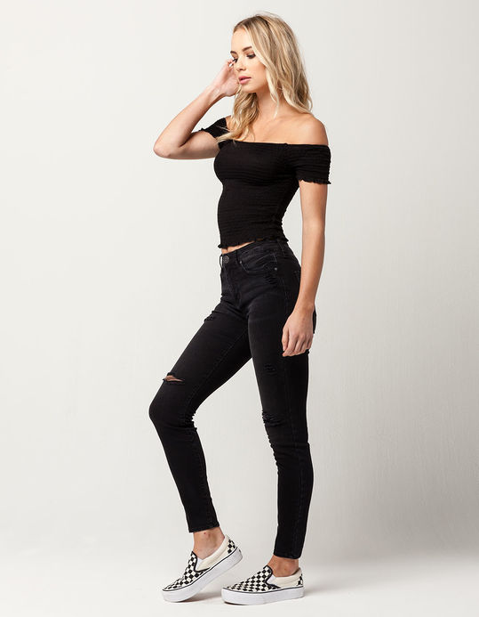 RSQ Manhattan High Rise Womens Skinny