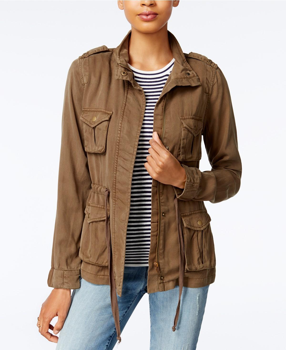 Maison Jules Cargo Jacket,