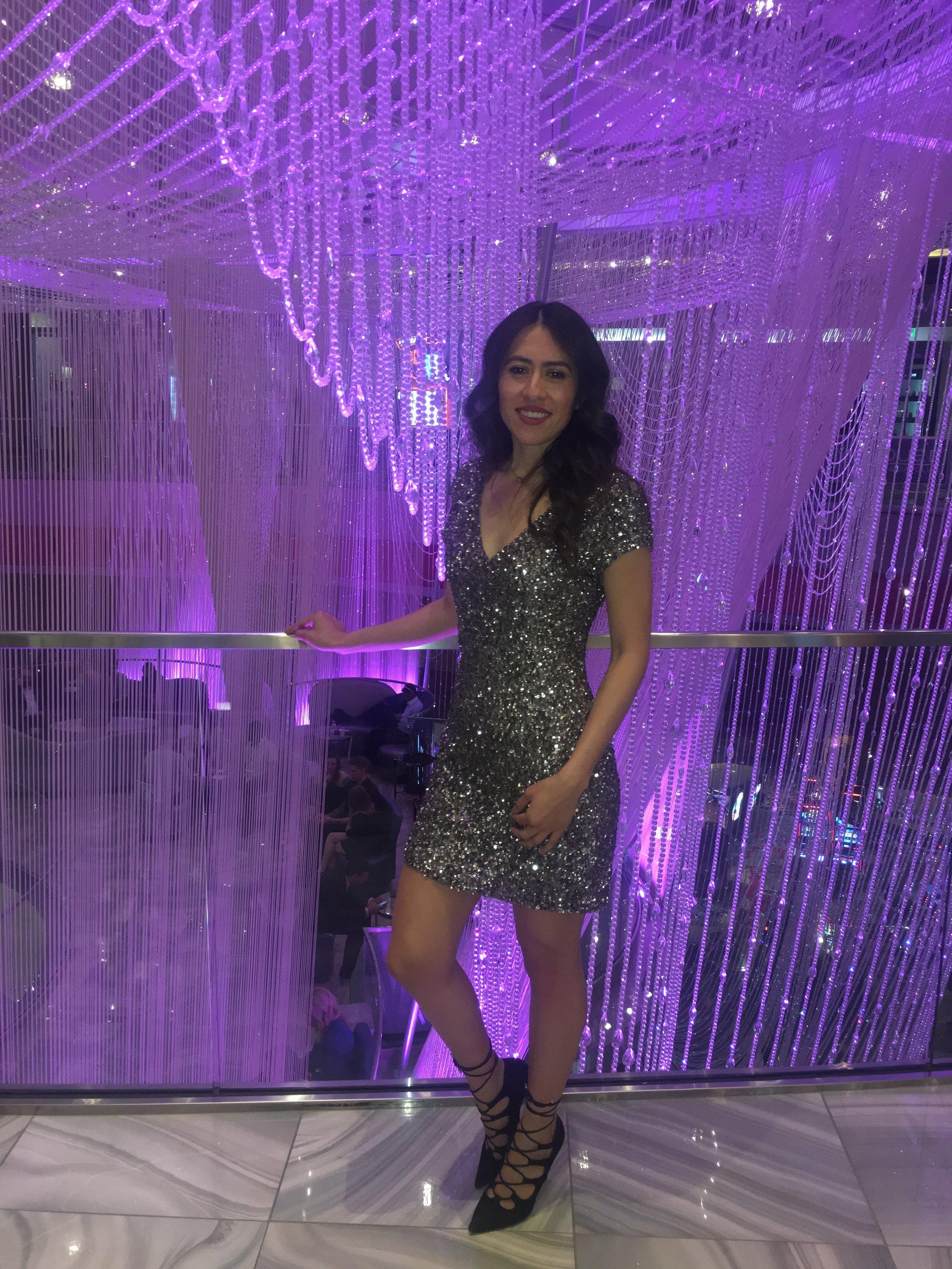 The Chandelier Las Vegas