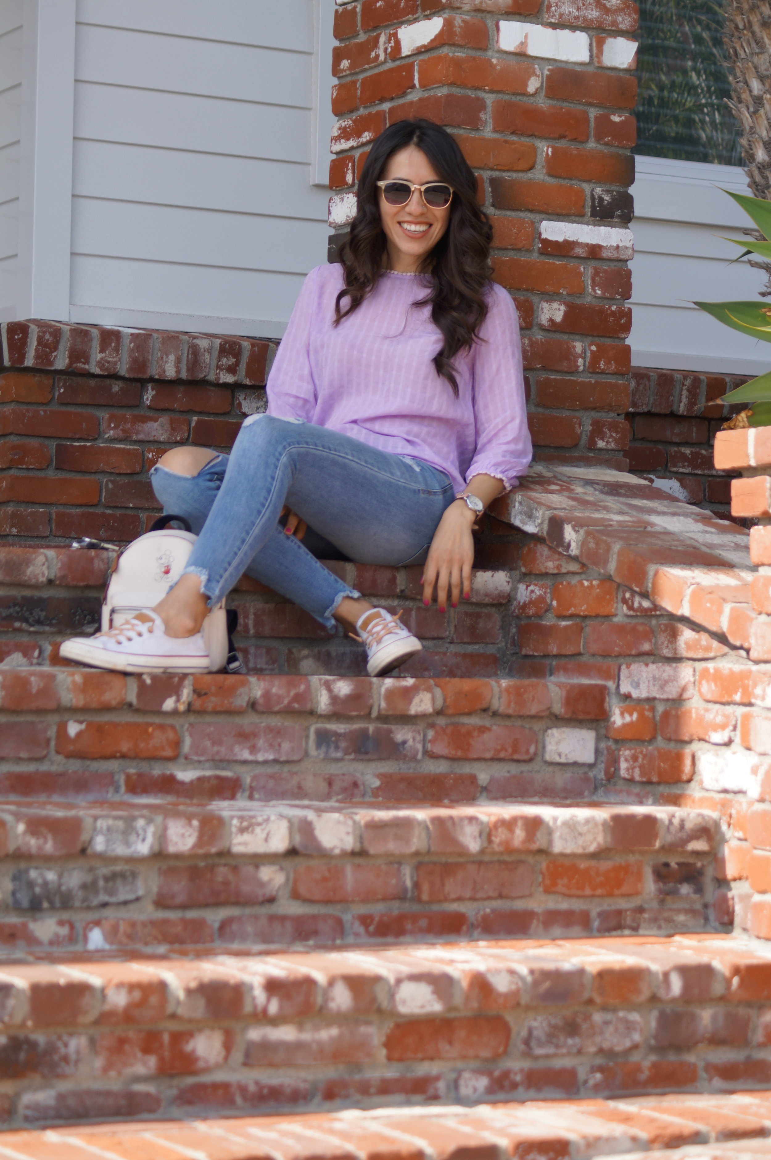 converse, celebrity pink, spring time