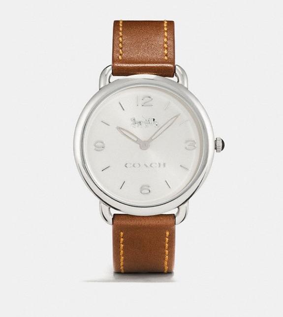 Delancey Slim Watch, 36mm