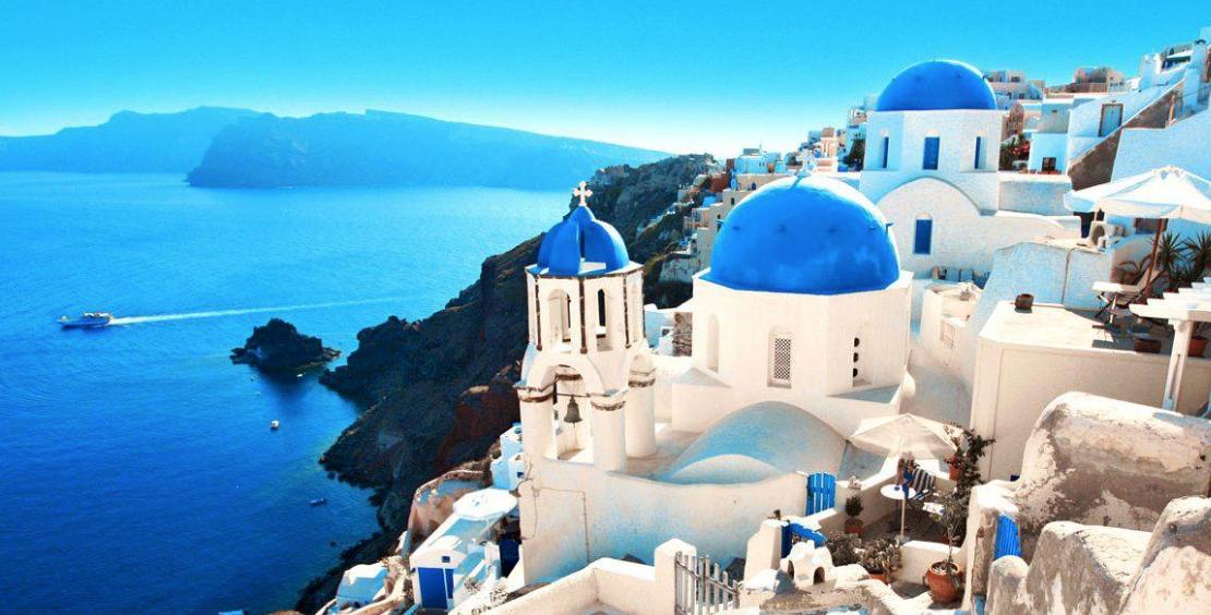 Trip to Santorini