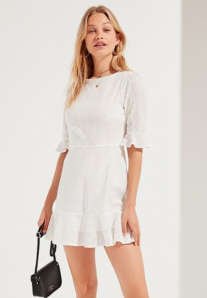 https://www.urbanoutfitters.com/shop/uo-embroidered-eyelet-ruffle-mini-dress?category=SEARCHRESULTS&color=010