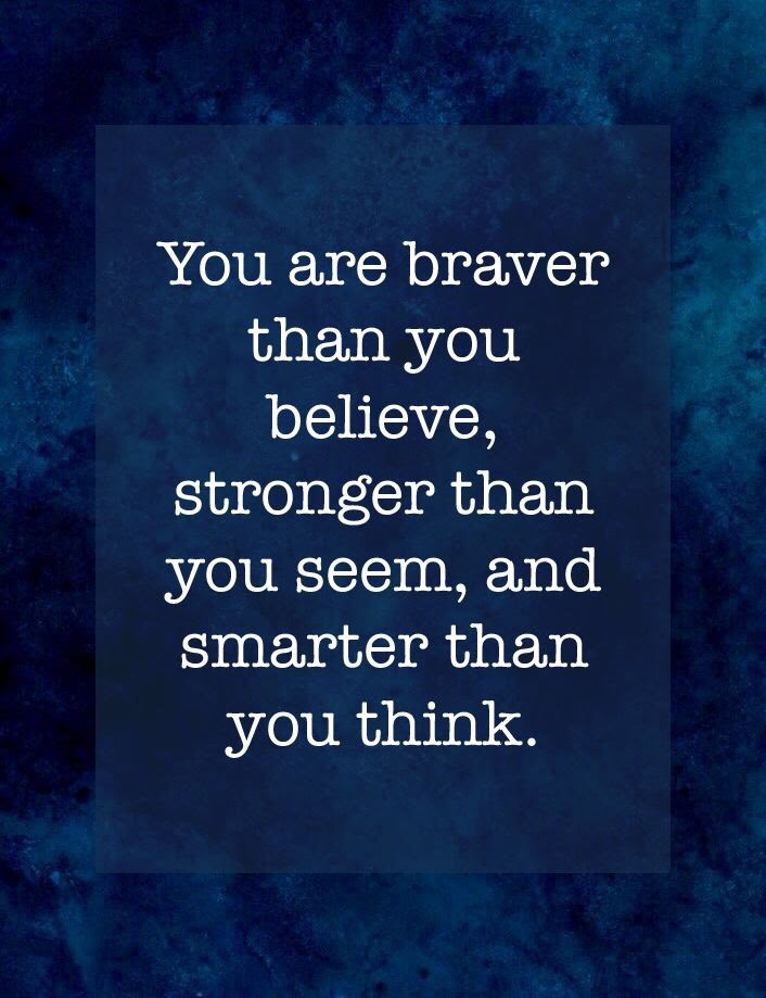Motivational quote change