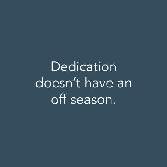 Dedication quote