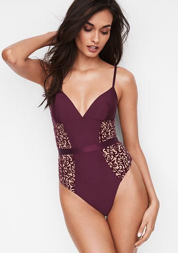 VERY SEXY Laser-cut Bodysuit