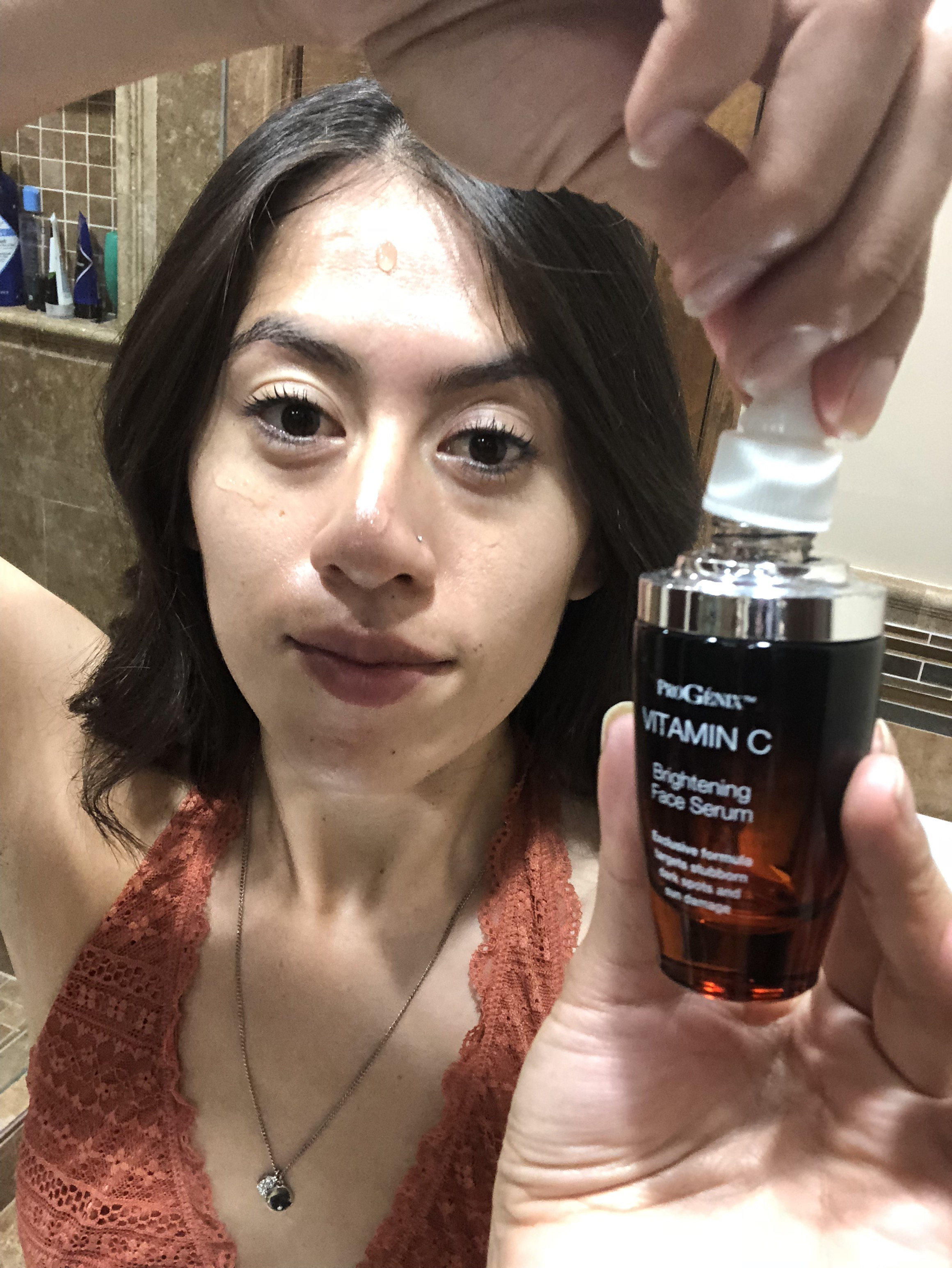 Progenix Vitamin C face Serum