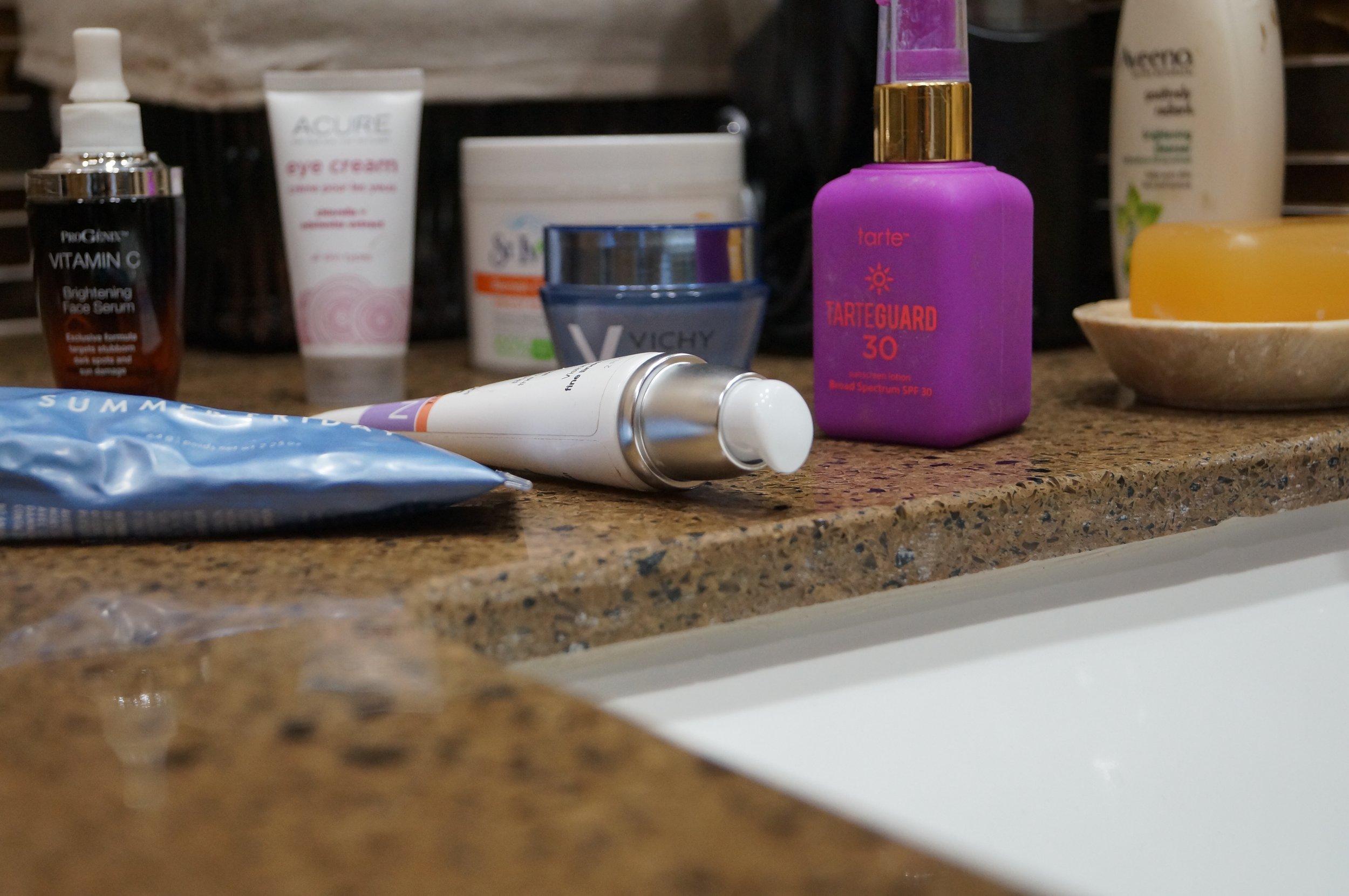 Morning Skincare Routine
