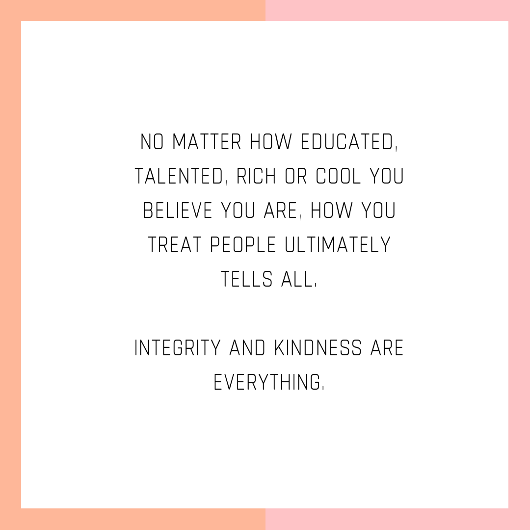 Kindness motivation monday