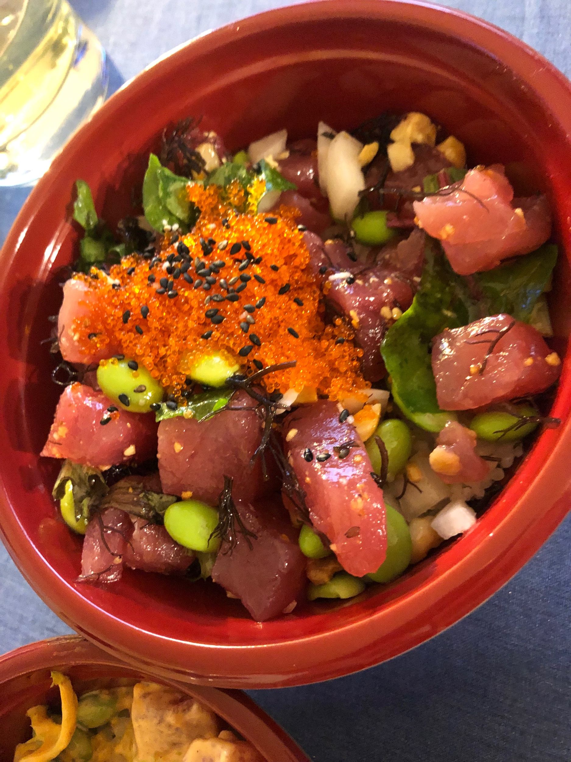 Poke from Maguro Spot