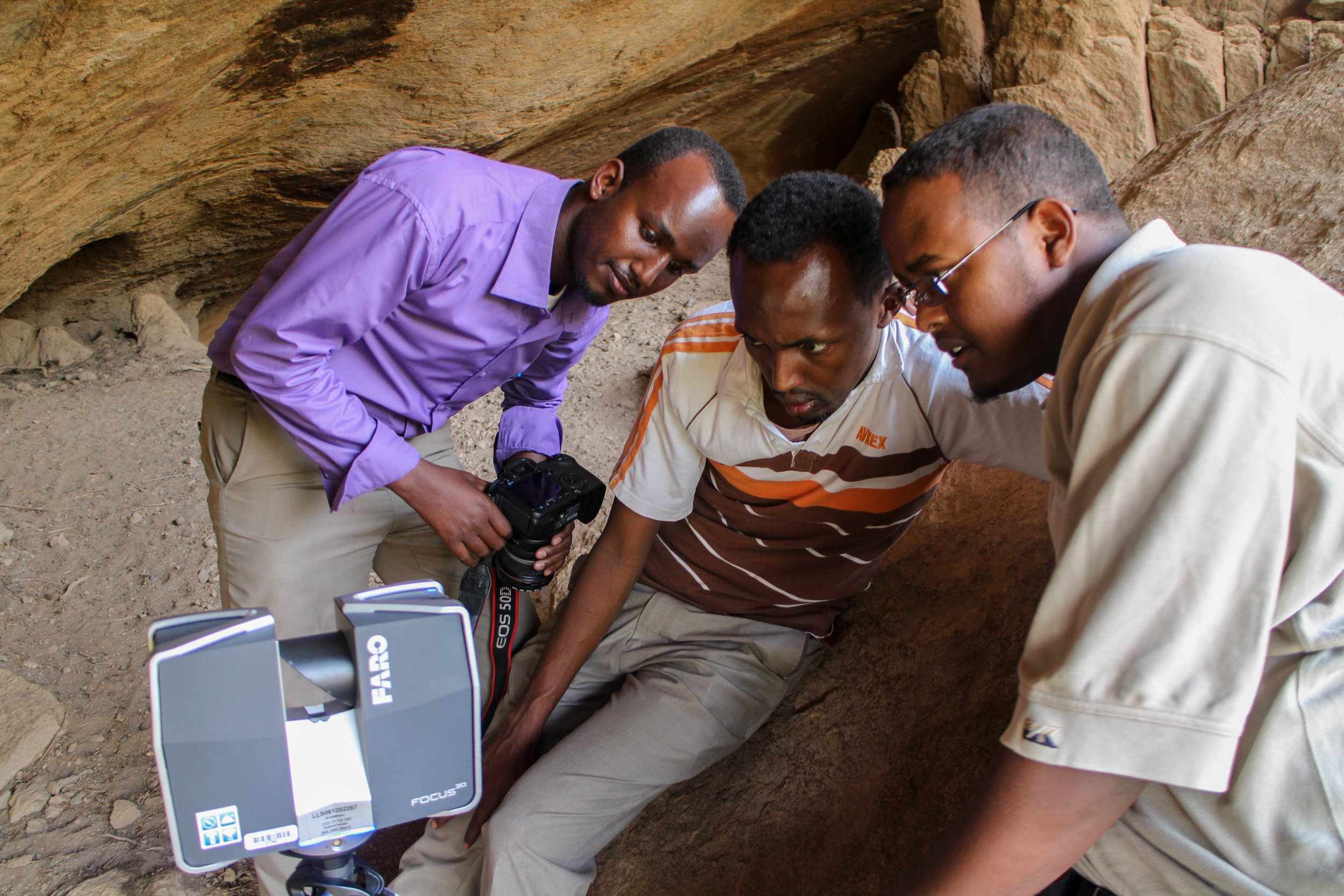Copy of Training with Horn Heritage in Somaliland