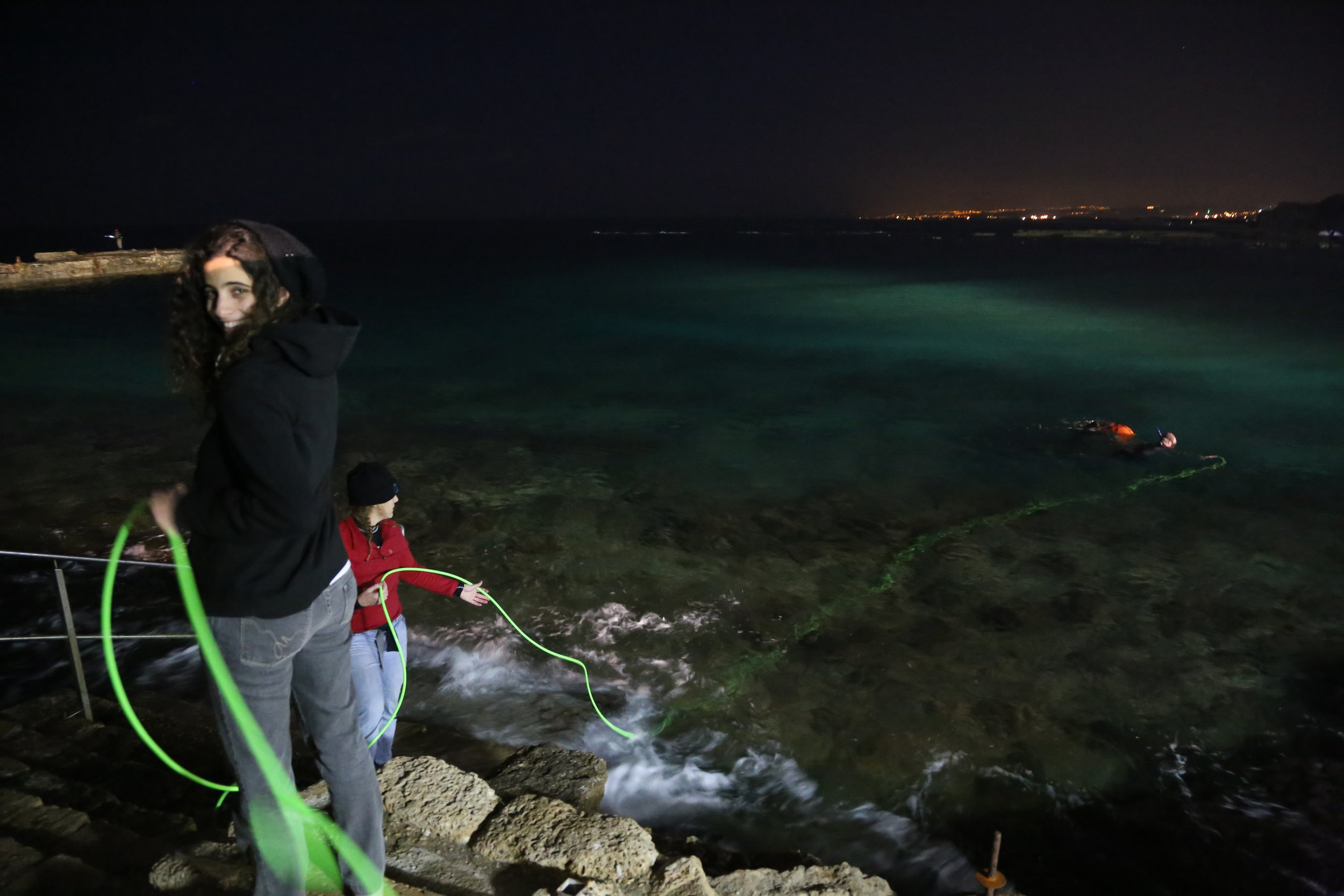 Copy of Underwater LiDAR Training with the University of Haifa in Israel