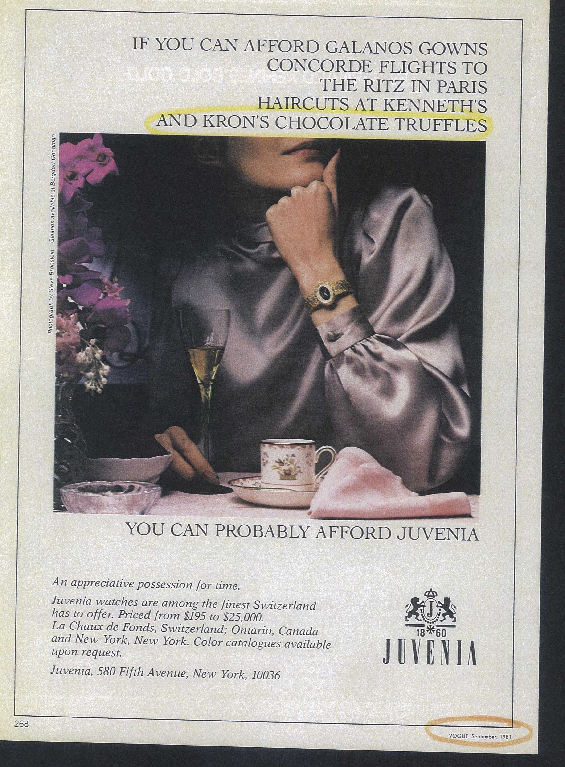 Juvenia (1981)
