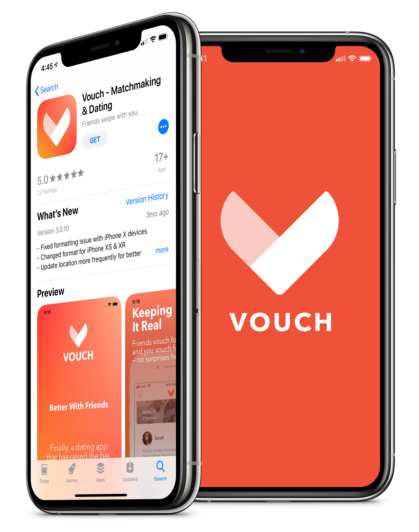 Vouch The Social Matchmaking Dating App Available For Ios