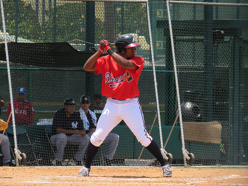 January 22, 2019 - Braulio Vasquez, a top 25 prospect in the Atlanta Braves organization, has signed with us for his representation. JR Rickert will serve as his agent.