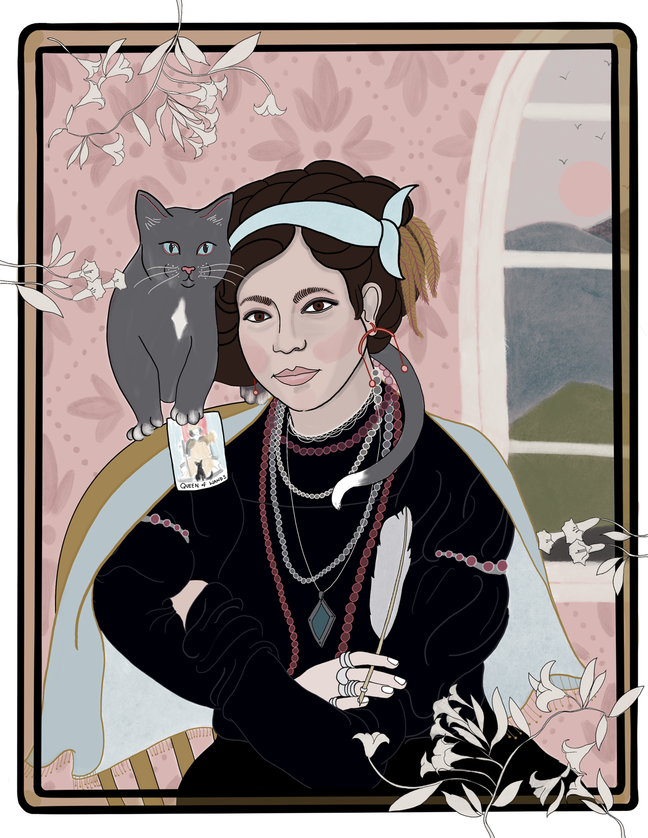 Illustration by Catherine Willett