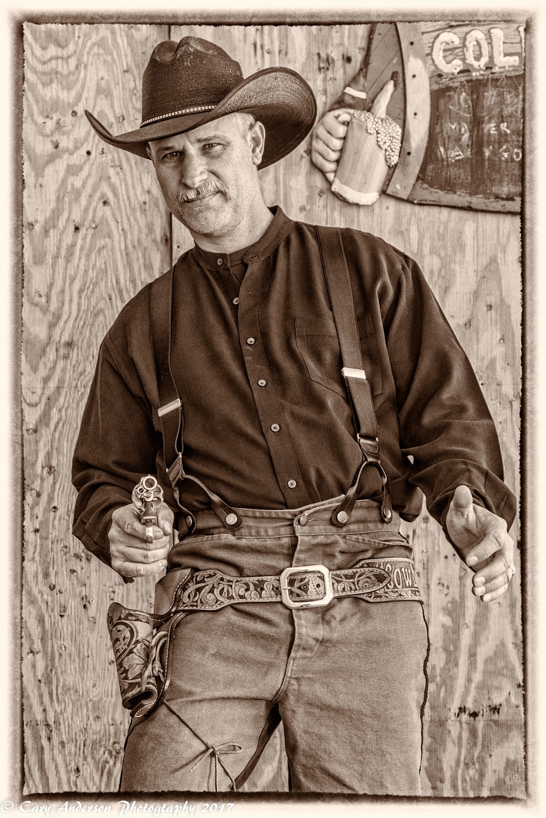 Cowboy up President