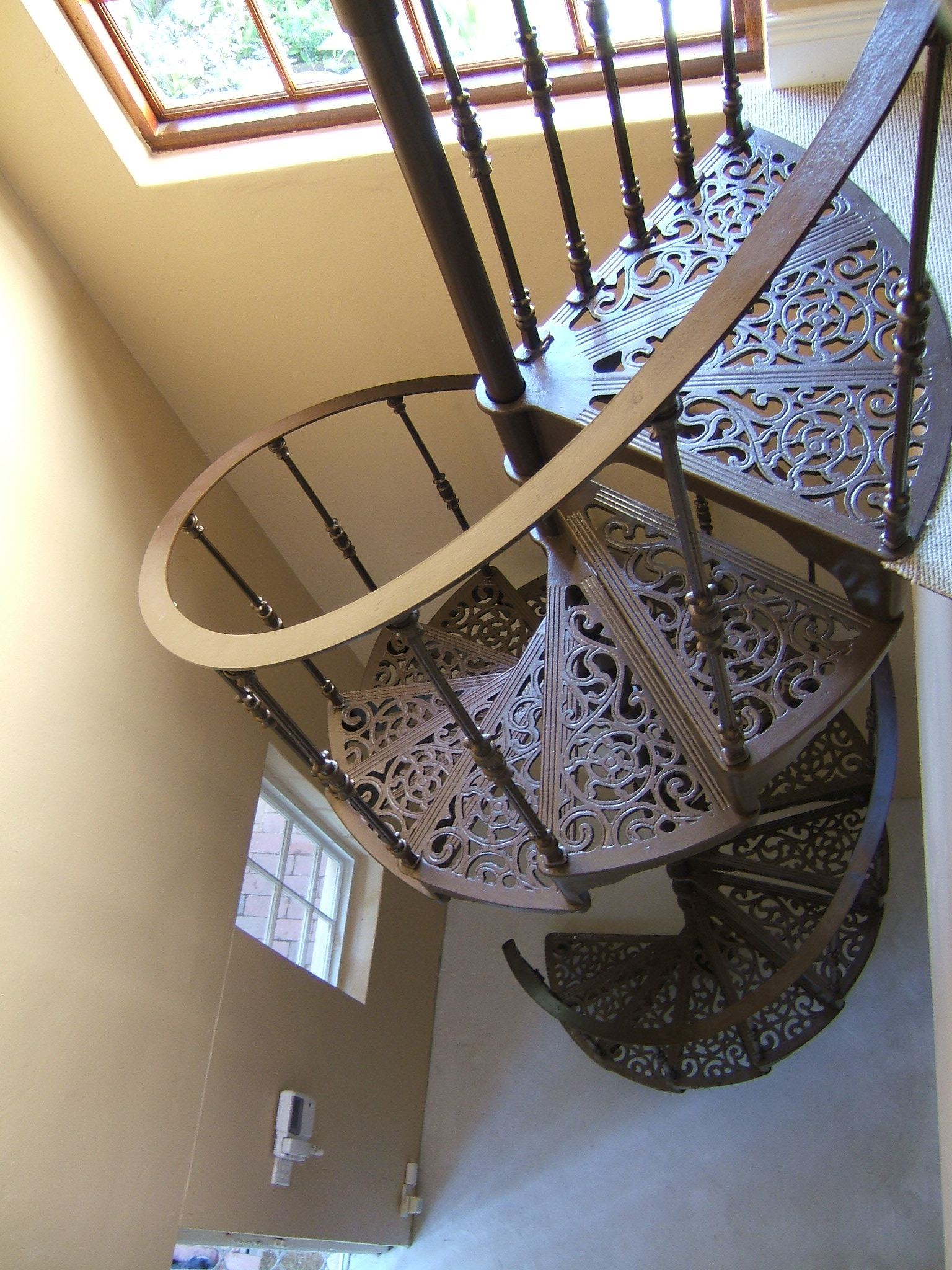Spiral Staircases Heritage Castings
