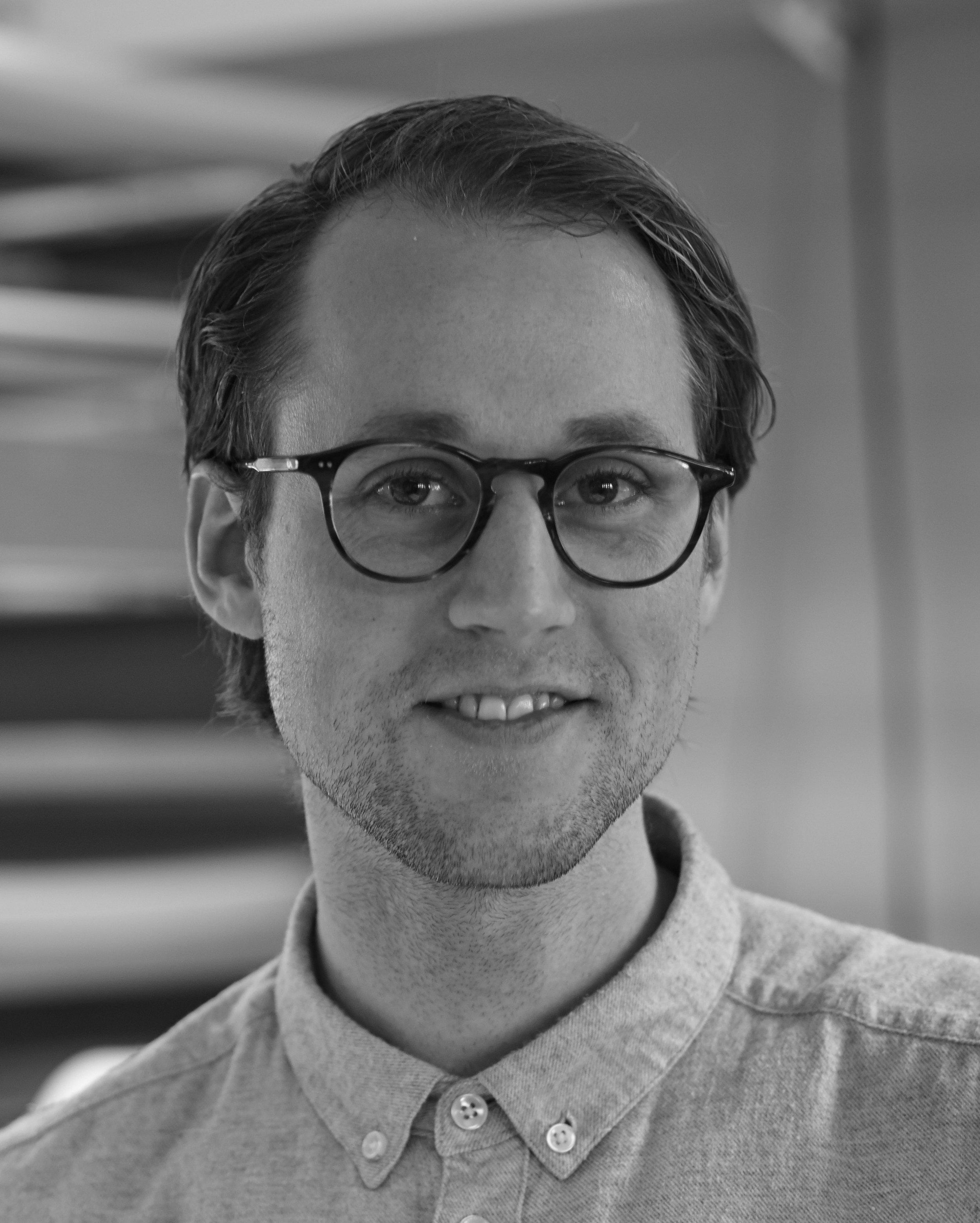 Architect Børge Raknes
