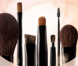 BRUSHES AND APPLICATORS   >  FULL SIZE BRUSHES   >  RETRACTABLE BRUSHES   >  TINY BRUSHES FOR COLOUR PALETTE   >  PUFFS AND SPONGES