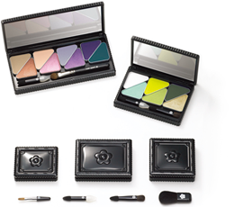COMPACTS & TOOLS:    CREATE YOUR OWN MAKEUP PALETTE   >  FOR OBEDIENT FINISH   >  FOR SUBLIME FINISH   >  FOR SMOO CAKE  >  FOR SMOO MAKE   >  FOR FACE FINAL   >  FOR LOOSE FACE POWDER   >  FOR BLUSH BABY  >  FOR EYE OPENER   >  FOR LIP MIX