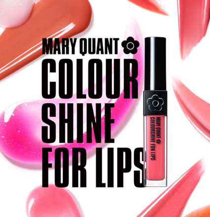 NEW! COLOURSHINE FOR LIPS - Lip Gloss / Lip Rouge12 new colours, 2 new textures