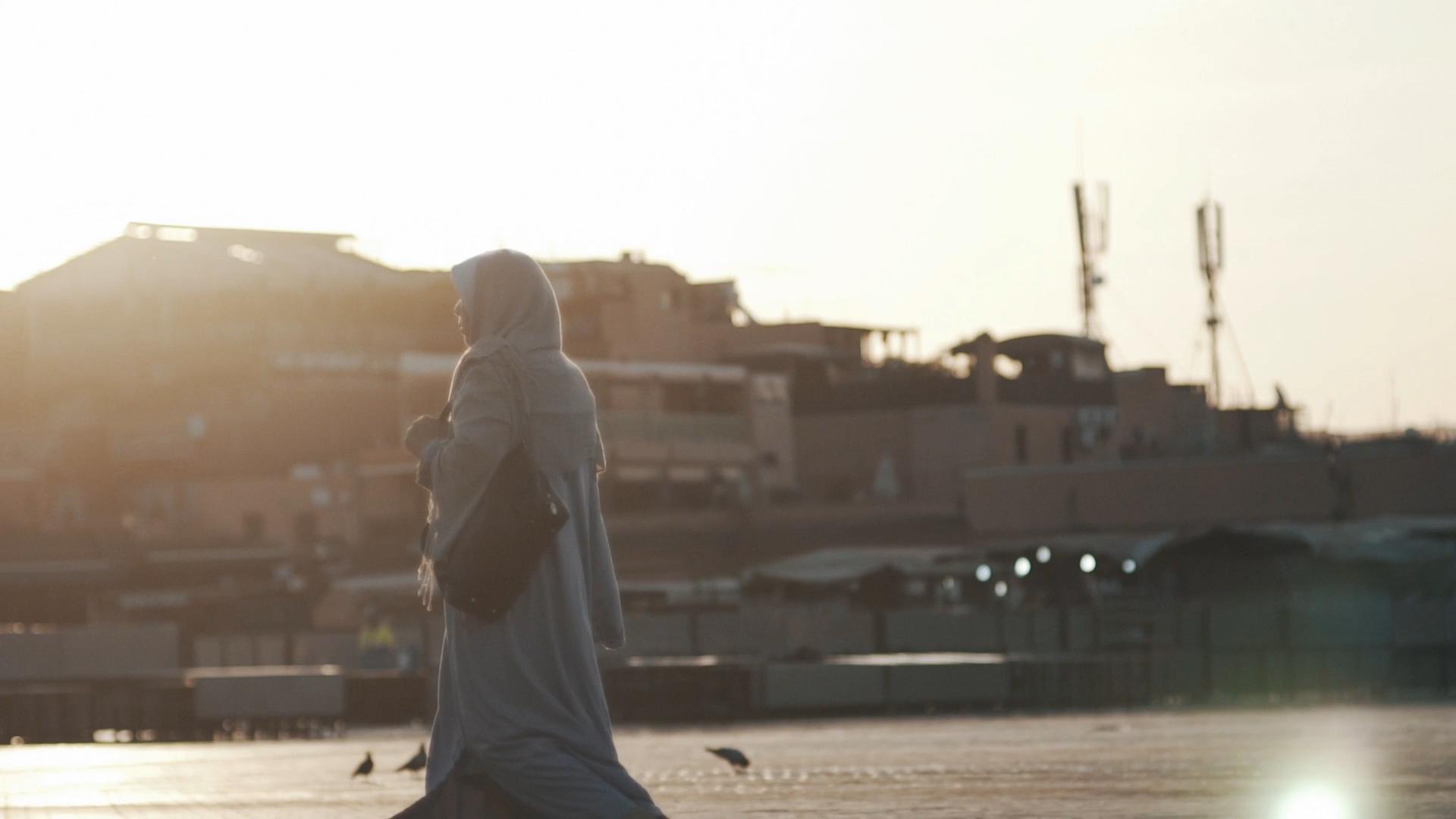 Still frame from Marvellous Marrakesh by Jacco Kliesch