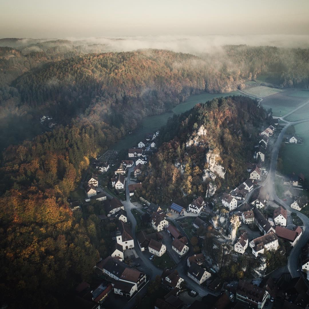 Franconian Switzerland, 2017.