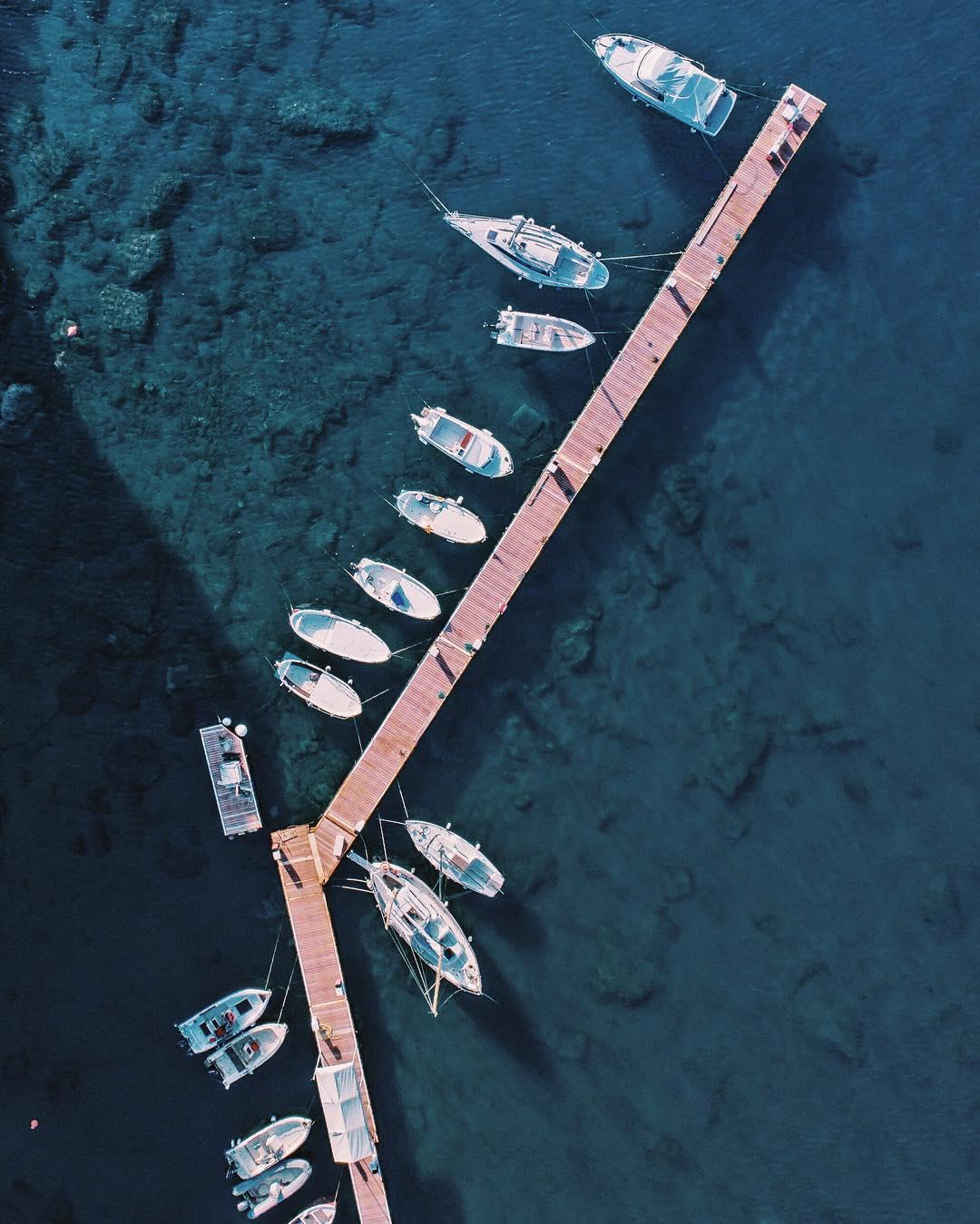 Boats, Italy.