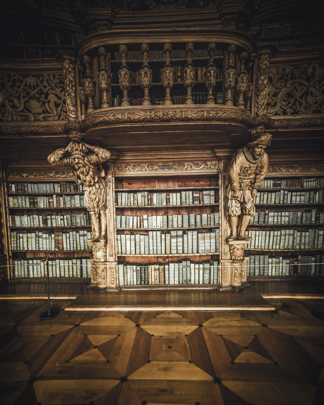 Old library Germany.