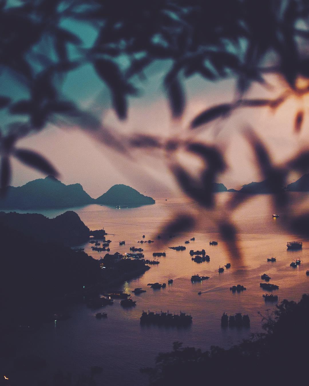 Cat Ba Island, Vietnam.
