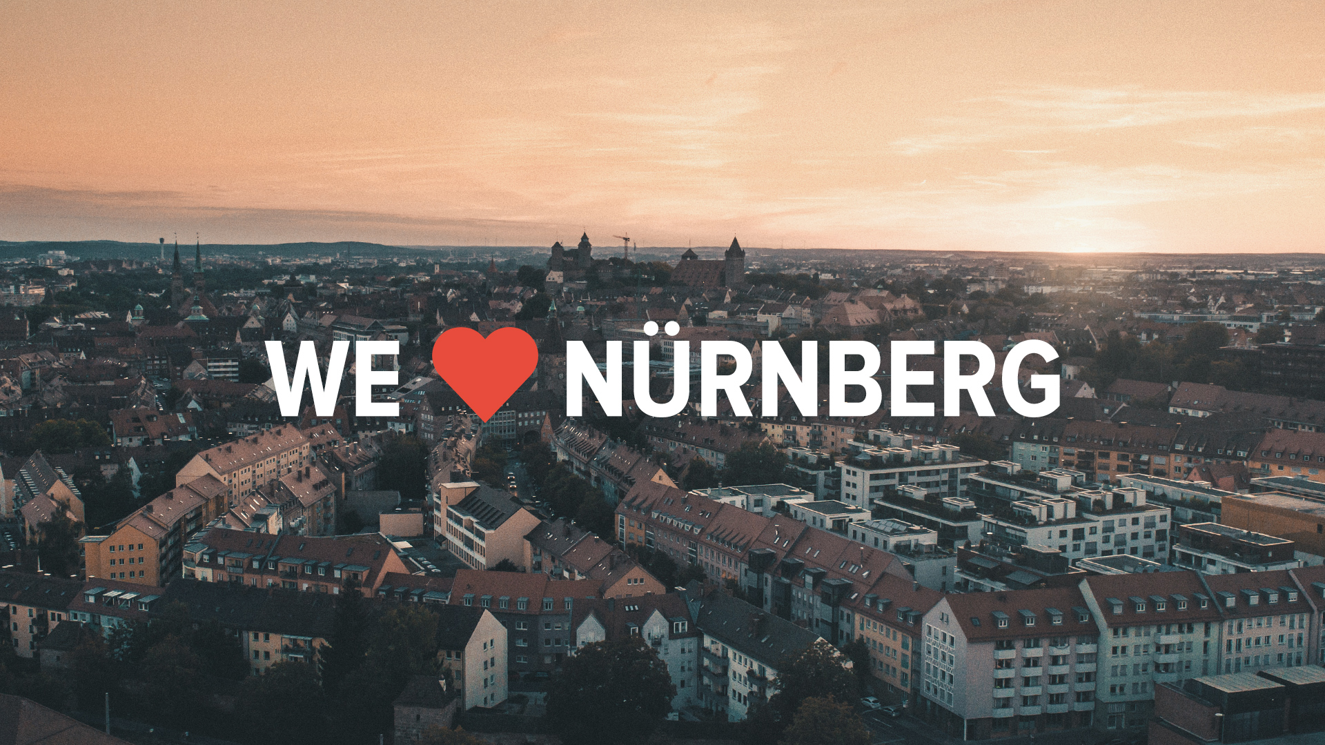 We ❤️ Nürnberg - Short film for the City of Nuremberg.