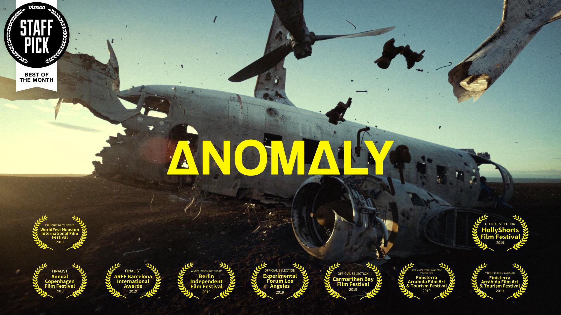 ANOMALY - A short film by Filmmaker Jacco Kliesch from Nürnberg