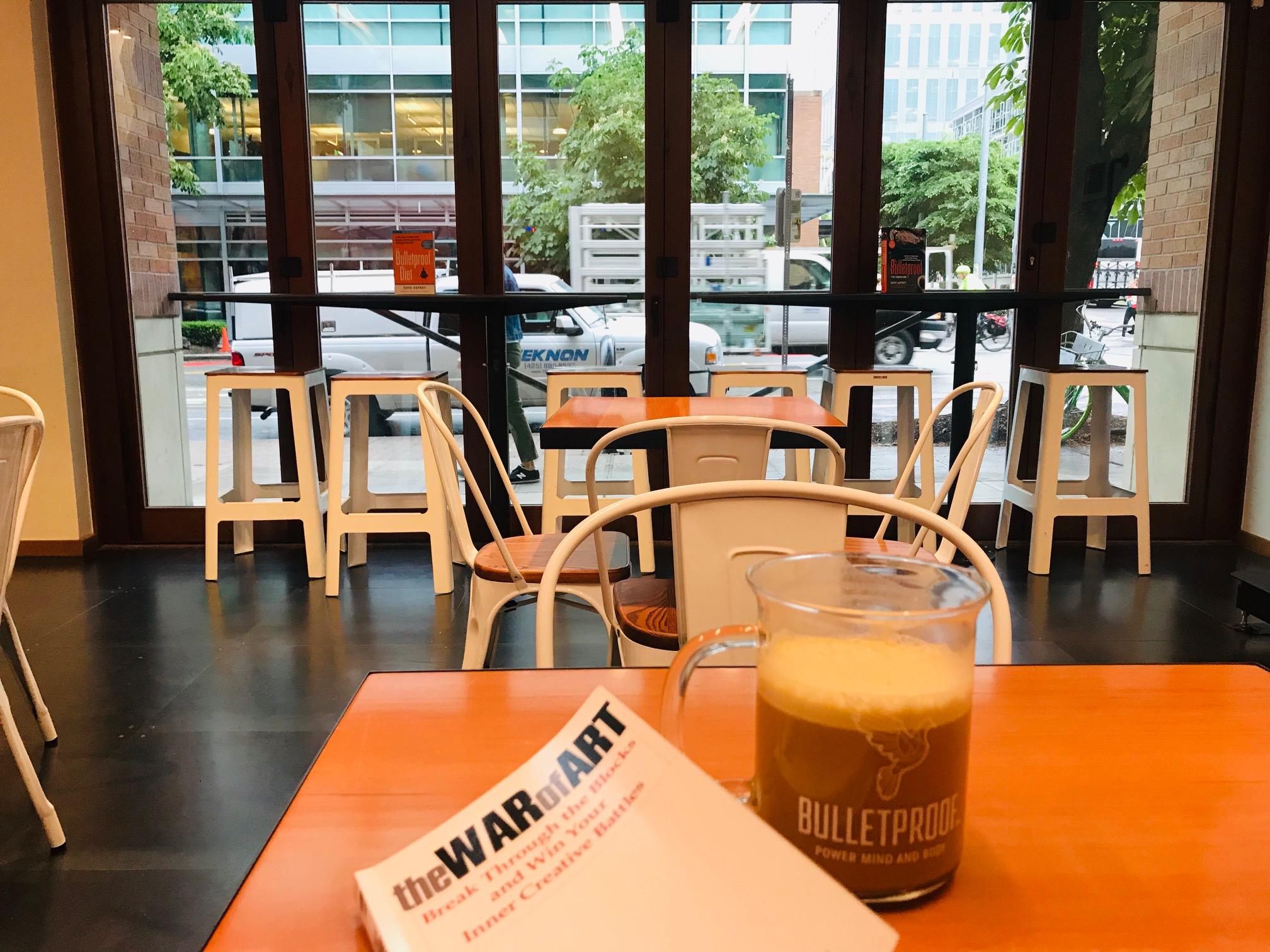 Bulletproof Cafe in Seattle