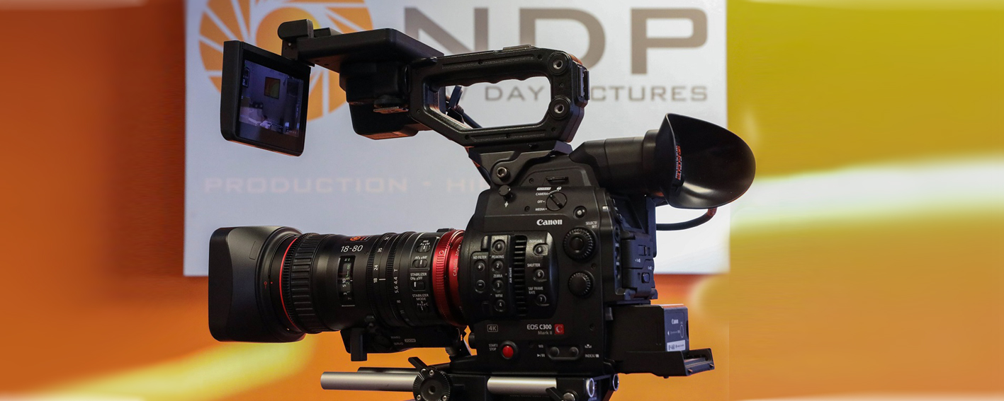 Broadcast Video Camera Hire and Rental