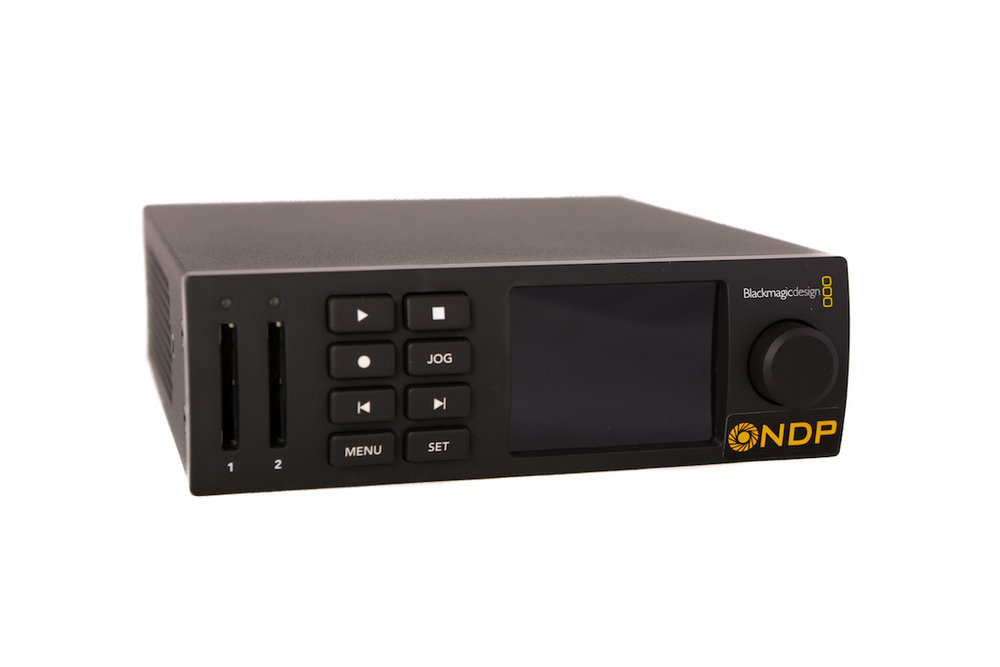 Blackmagic Hyperdeck Studio Mini Hire 35 Day Or 130 Week New Day Pictures