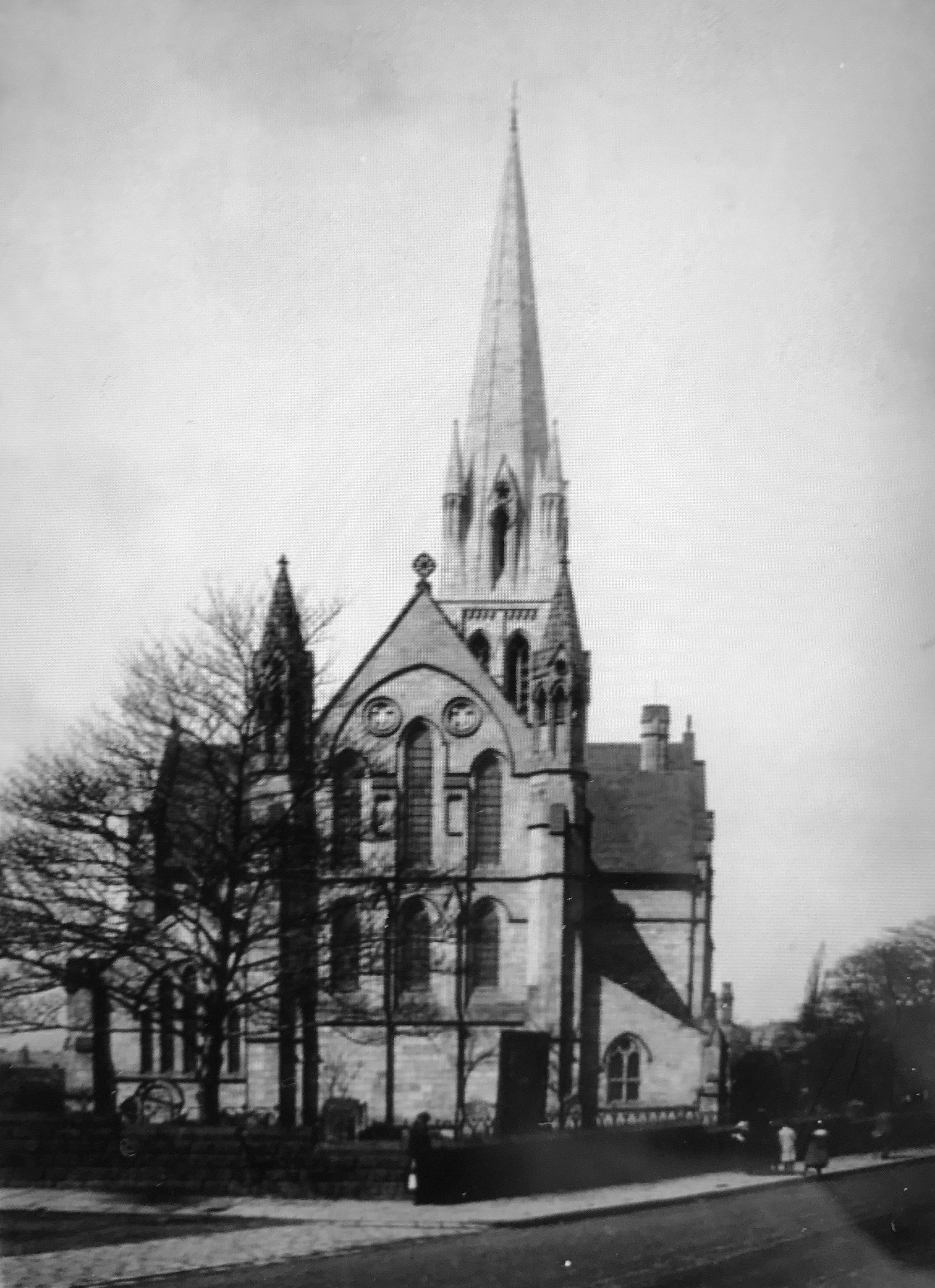 St Michael's Church, 1890