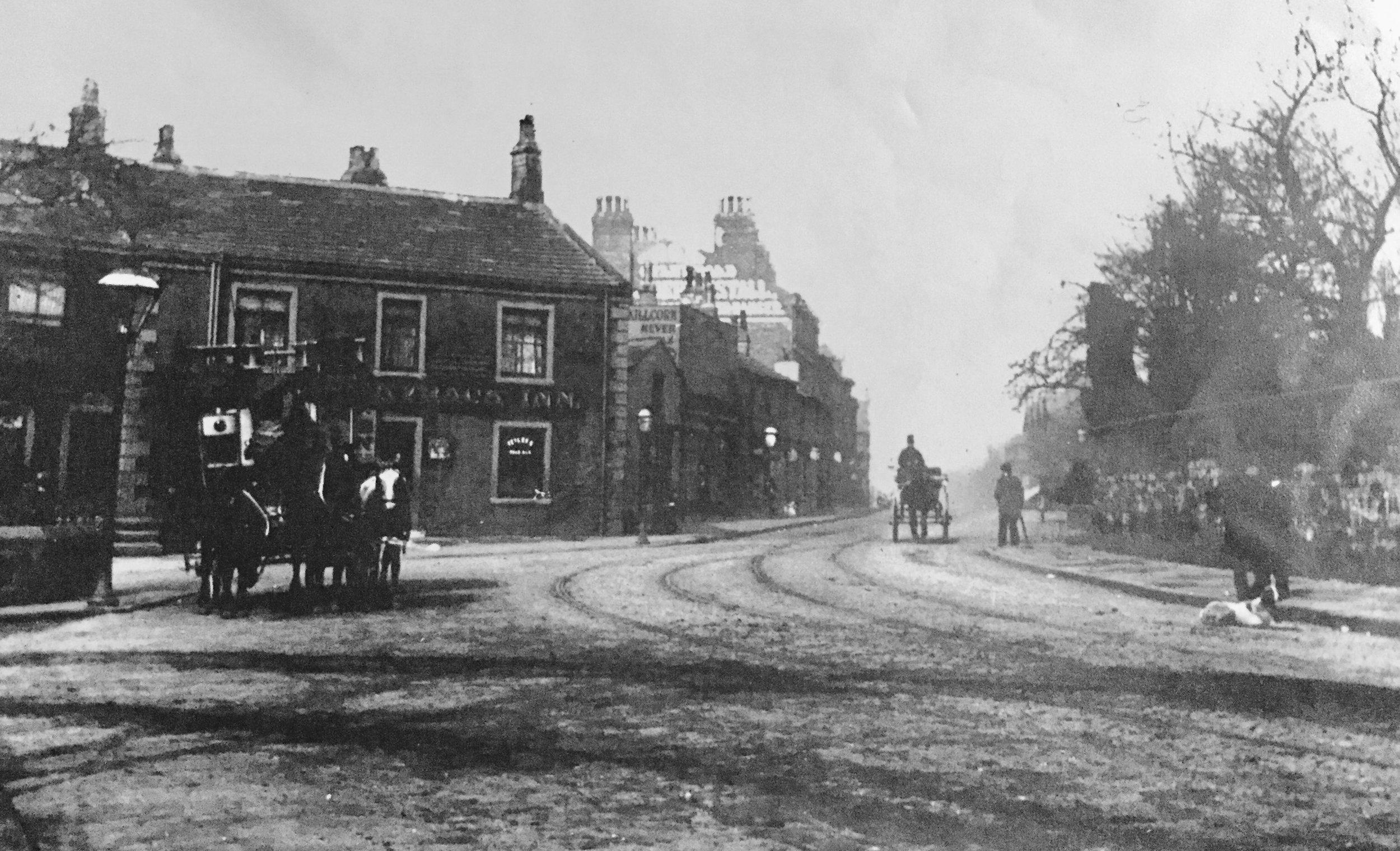 Skyrack Inn, circa 1890