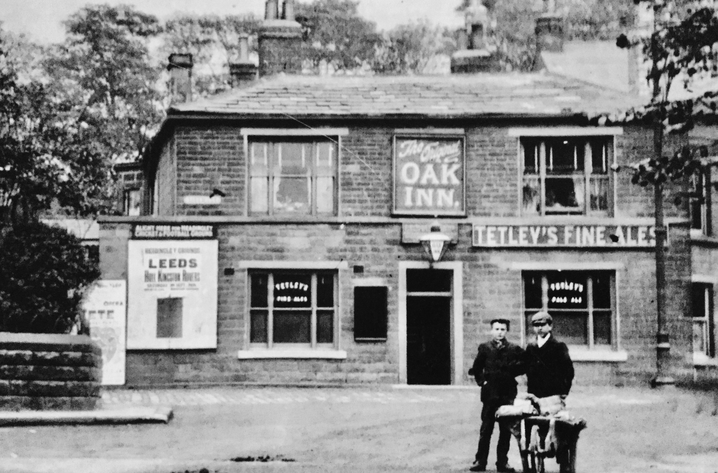 Original Oak Inn, circa 1900