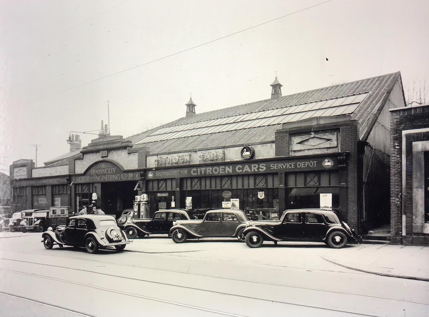 No.8 Otley Road, 1930s