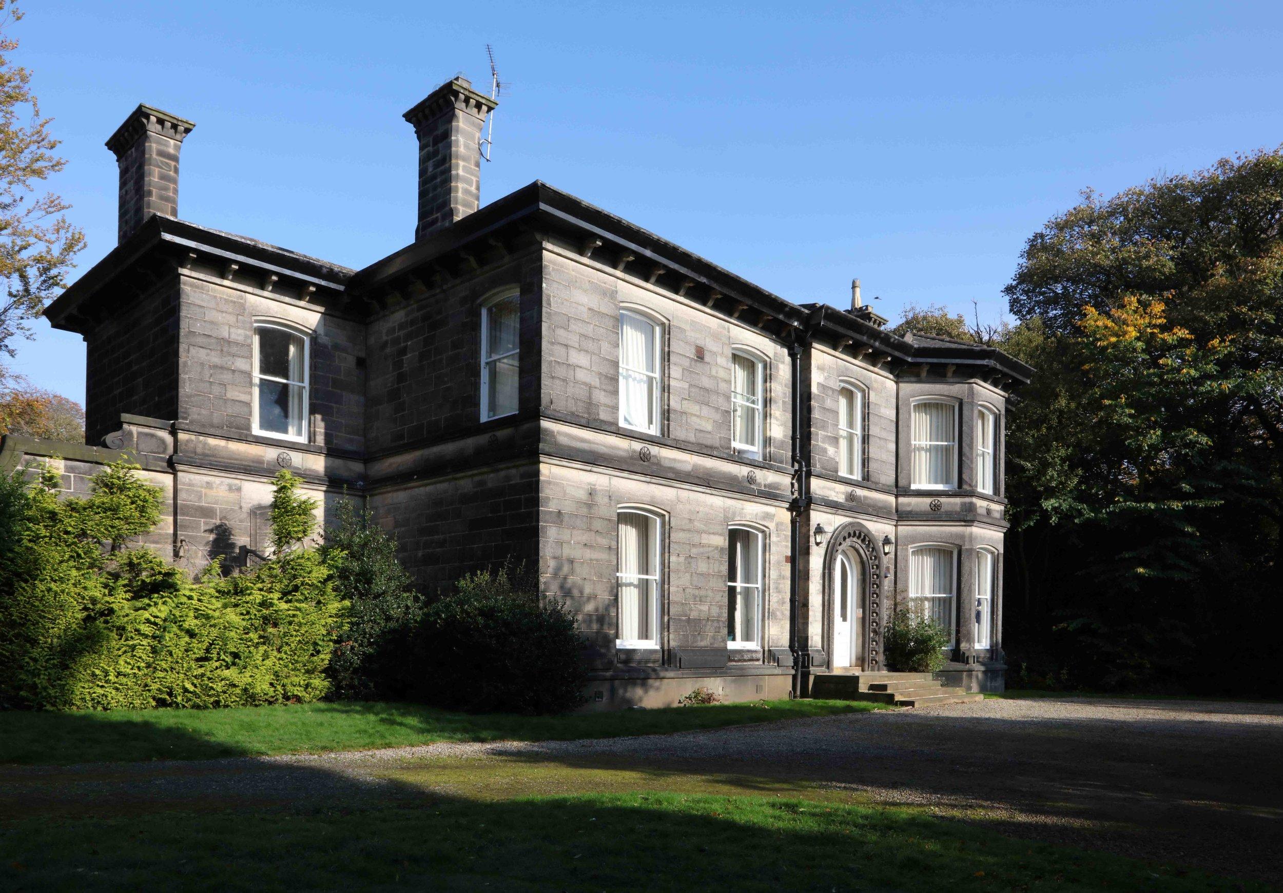 18  Oxley Residences, formerly Bardon Grange © JHJ