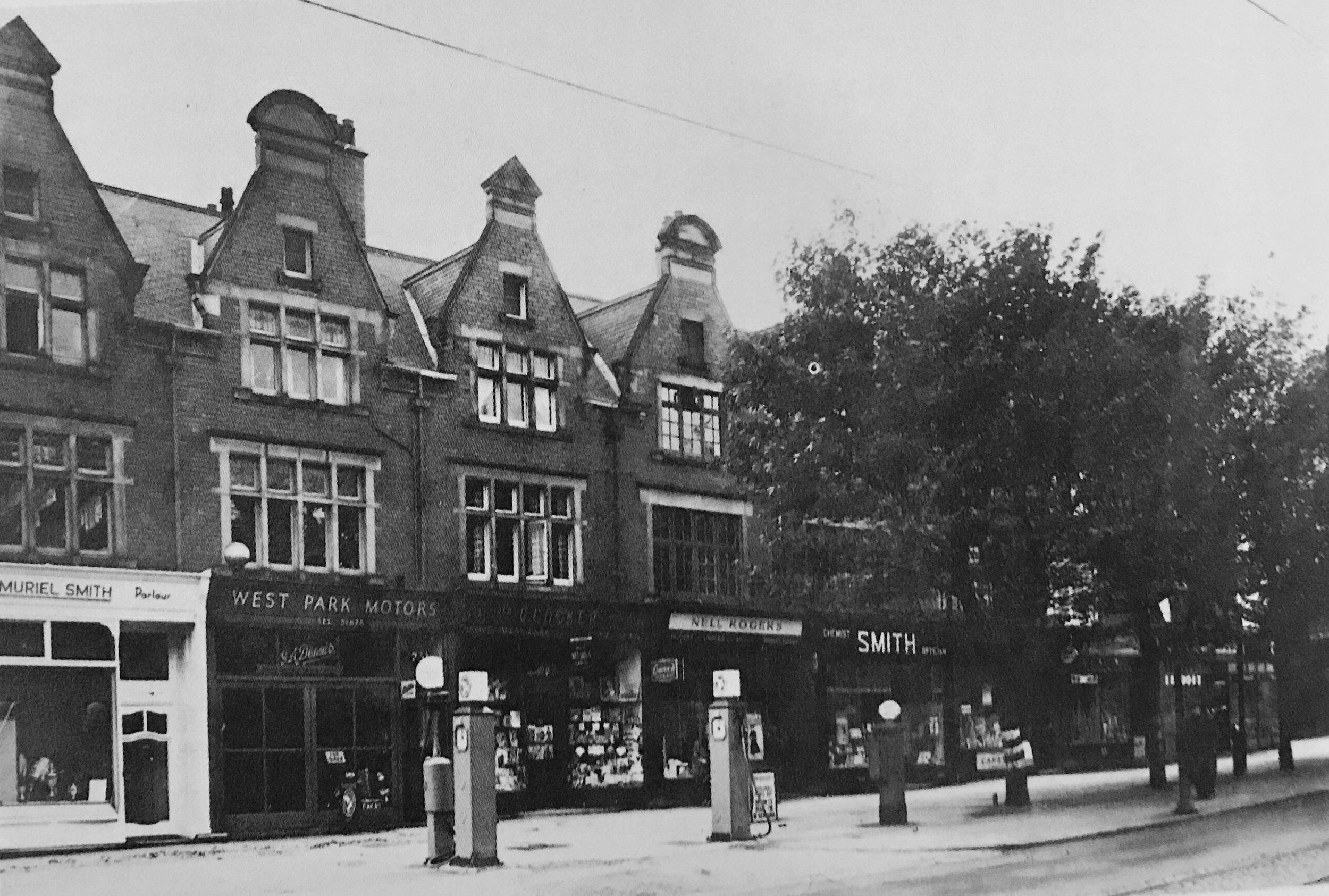 West Park Shops