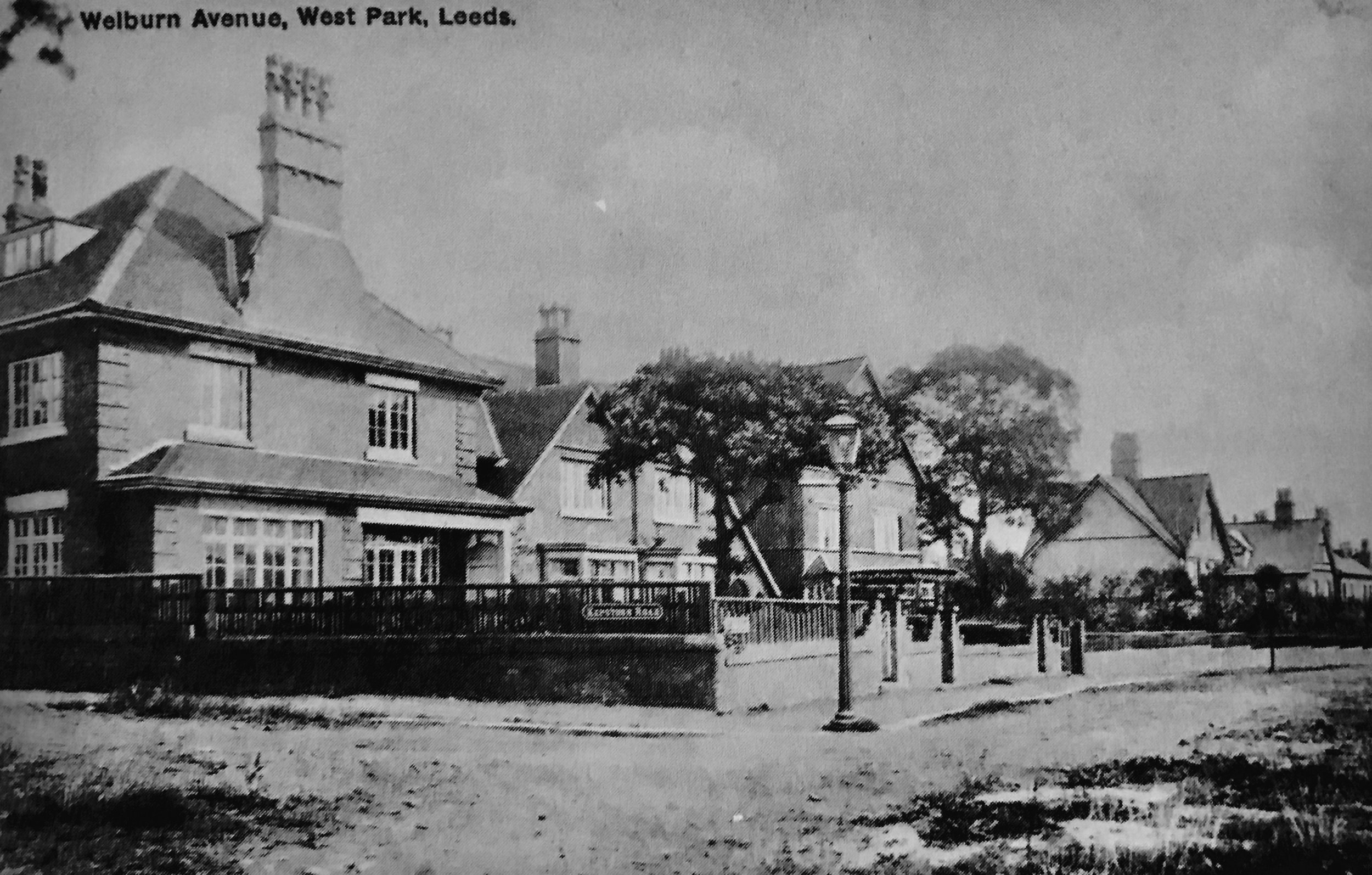 Welburn Avenue