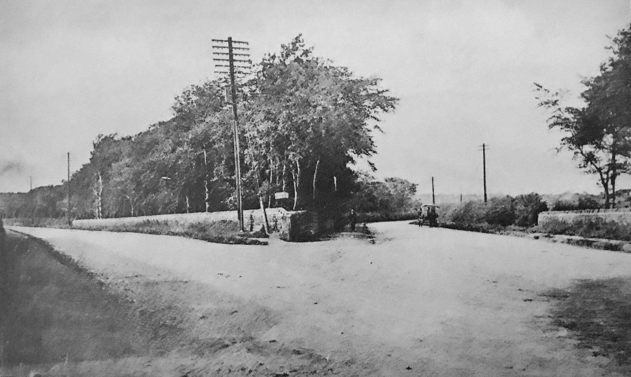 Otley Road / Otley Old Road Junction