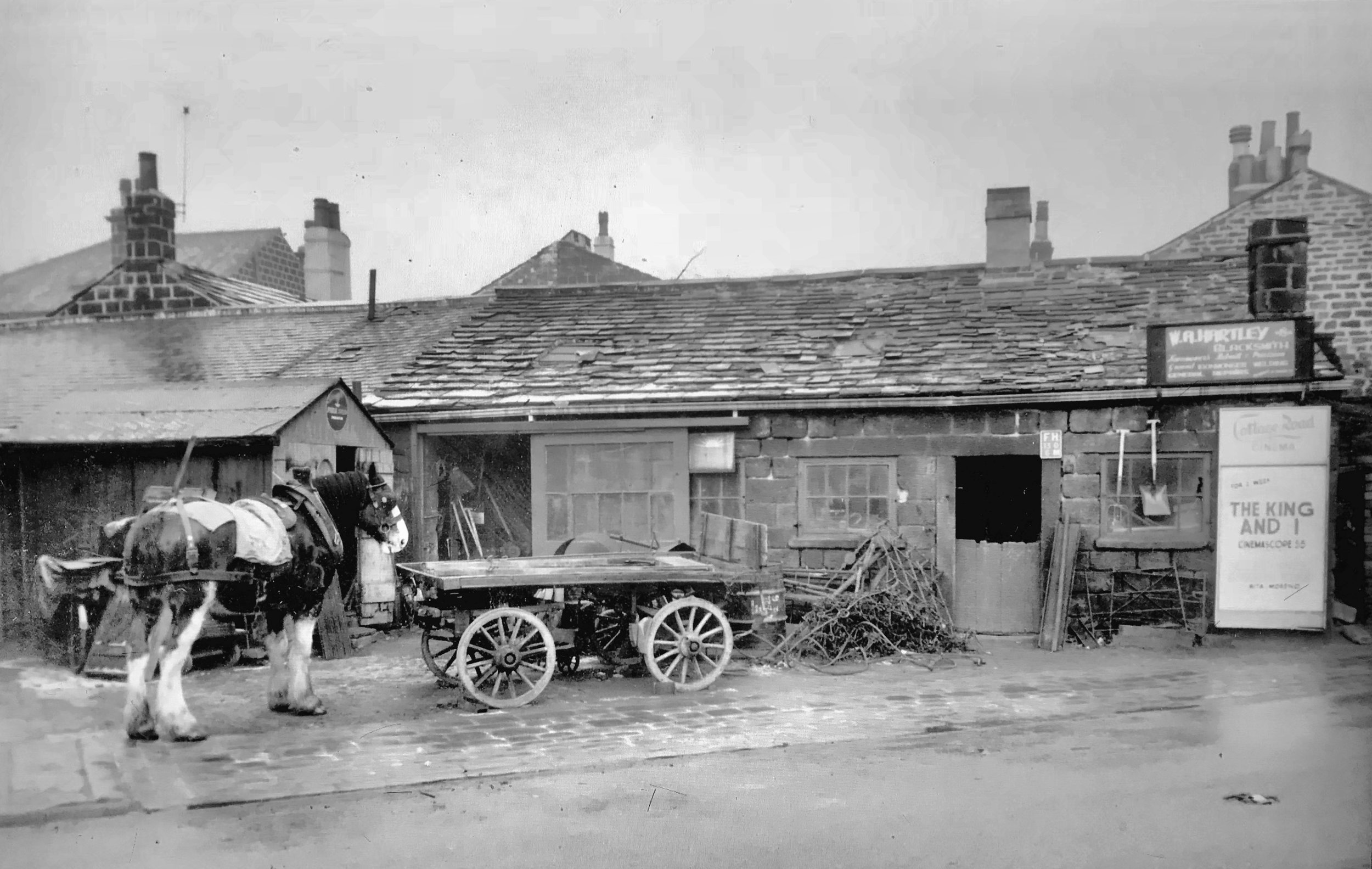 Weetwood Lane Forge (demolished)