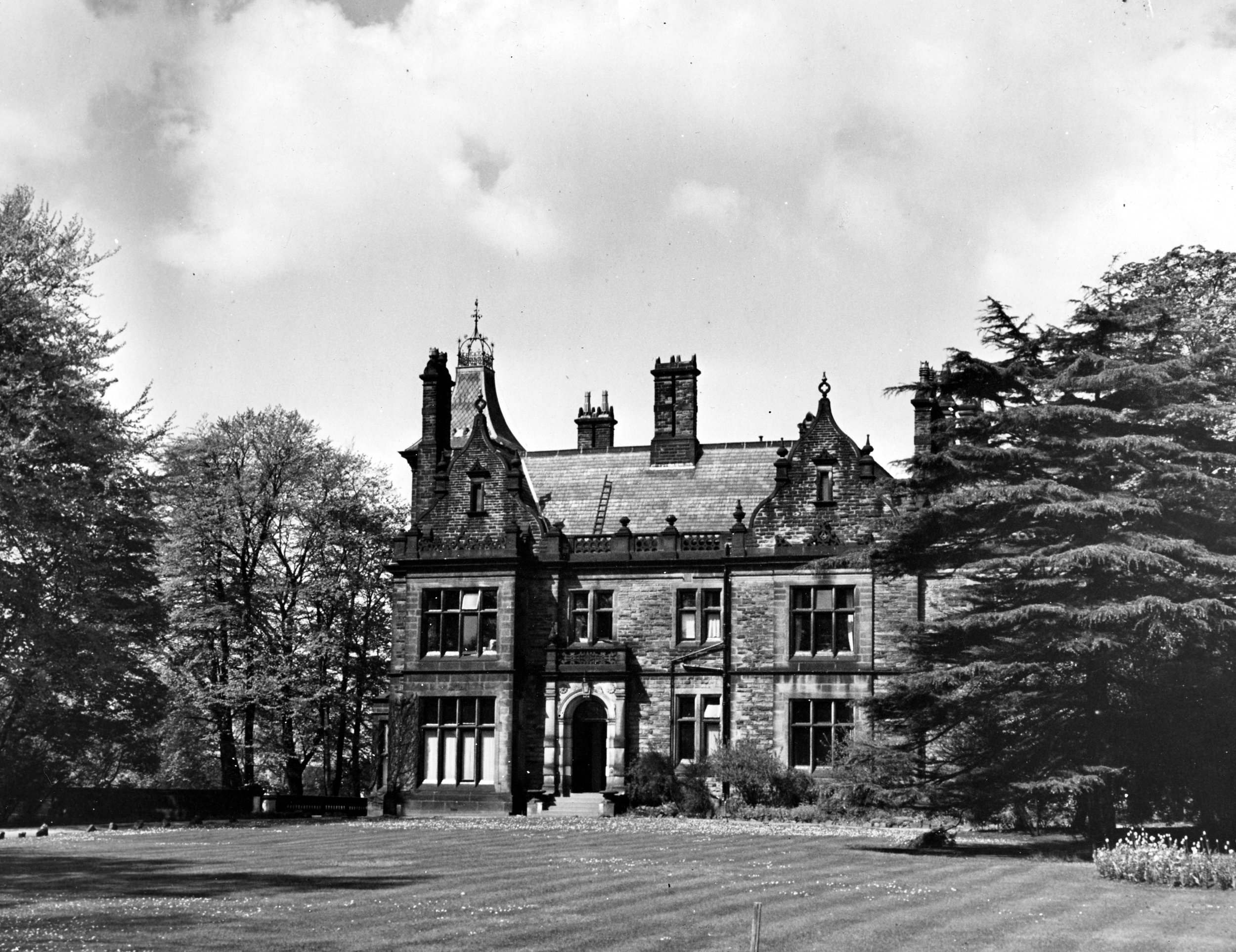 The Elms / Oxley Hall