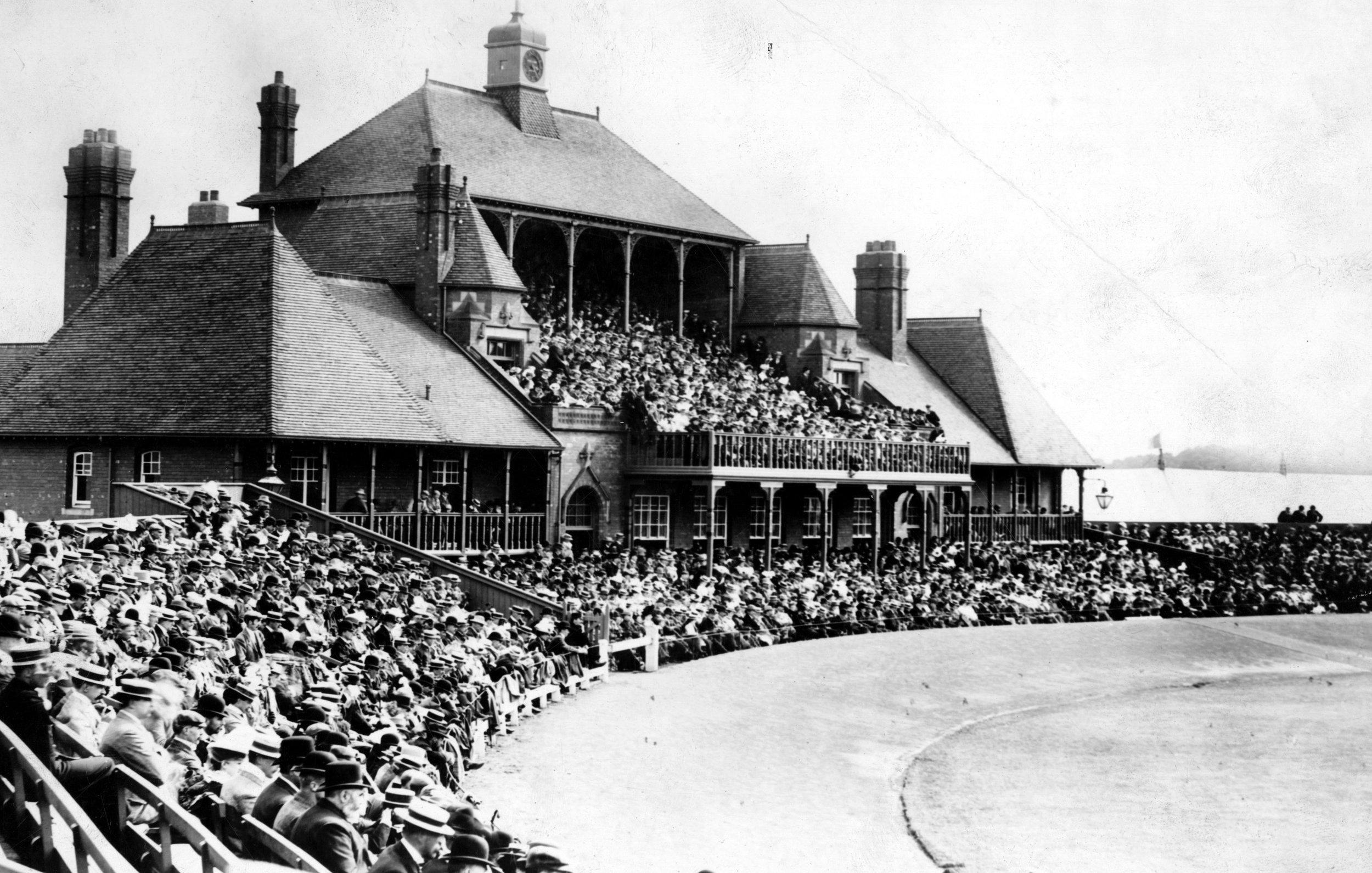Yorkshire County Cricket Club Pavilion
