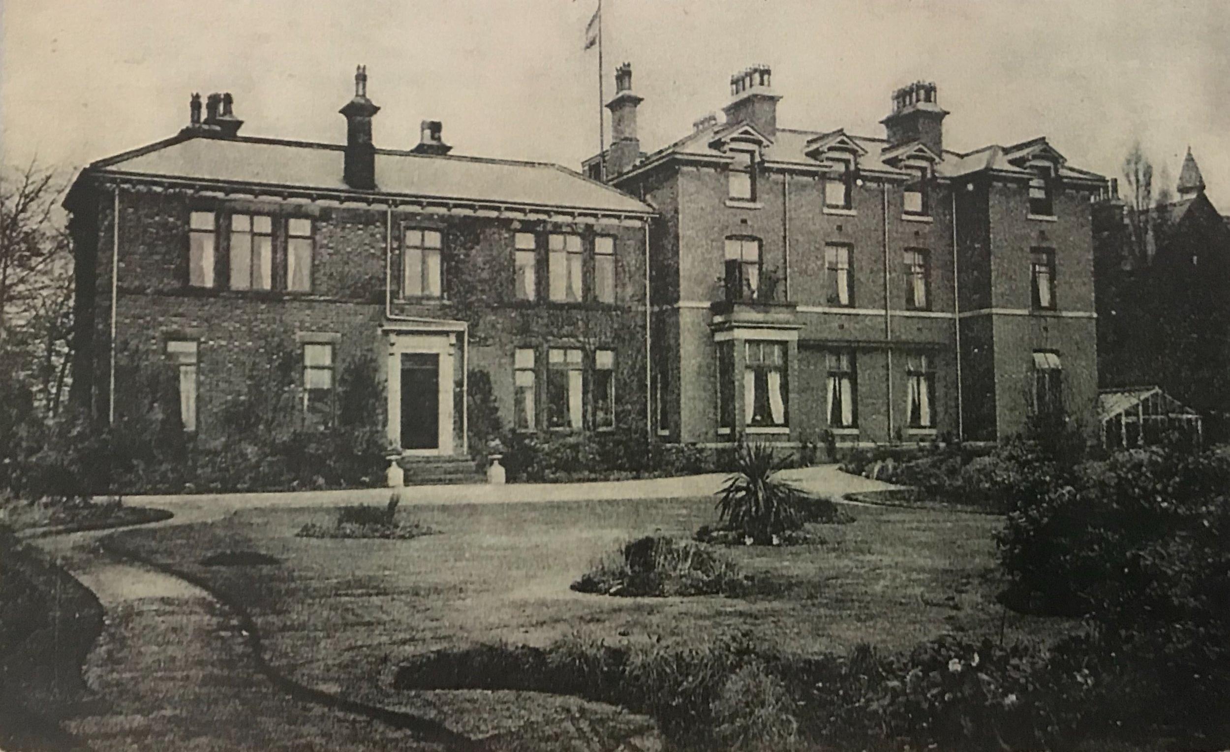 Victoria Home for Invalids, Kirkstall Lane