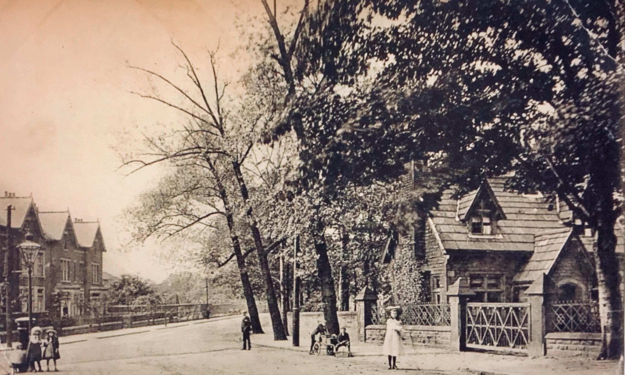 Gate House, Headingley House, Kirkstall Lane